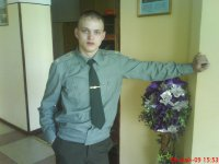 Дмитрий Веснин, 3 июля 1988, Львов, id25598682