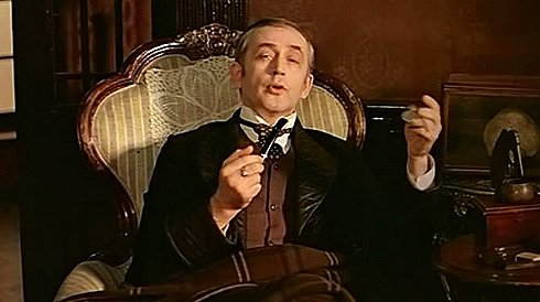 фильм ш холмс и д ватсон знакомство